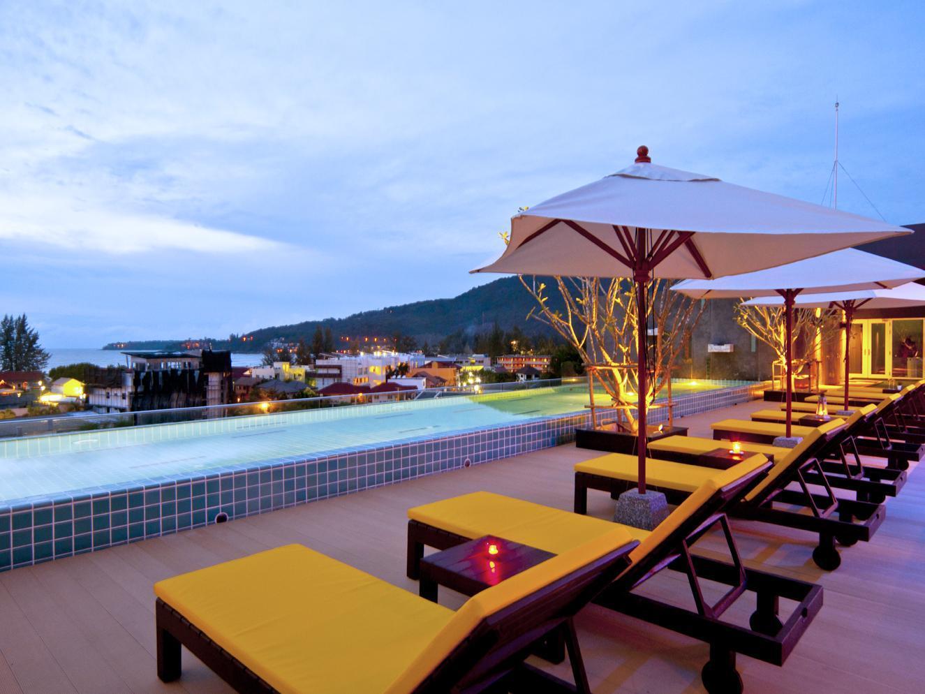 Hotell Ratana Apart-Hotel at Kamala i Kamala, Phuket. Klicka för att läsa mer och skicka bokningsförfrågan