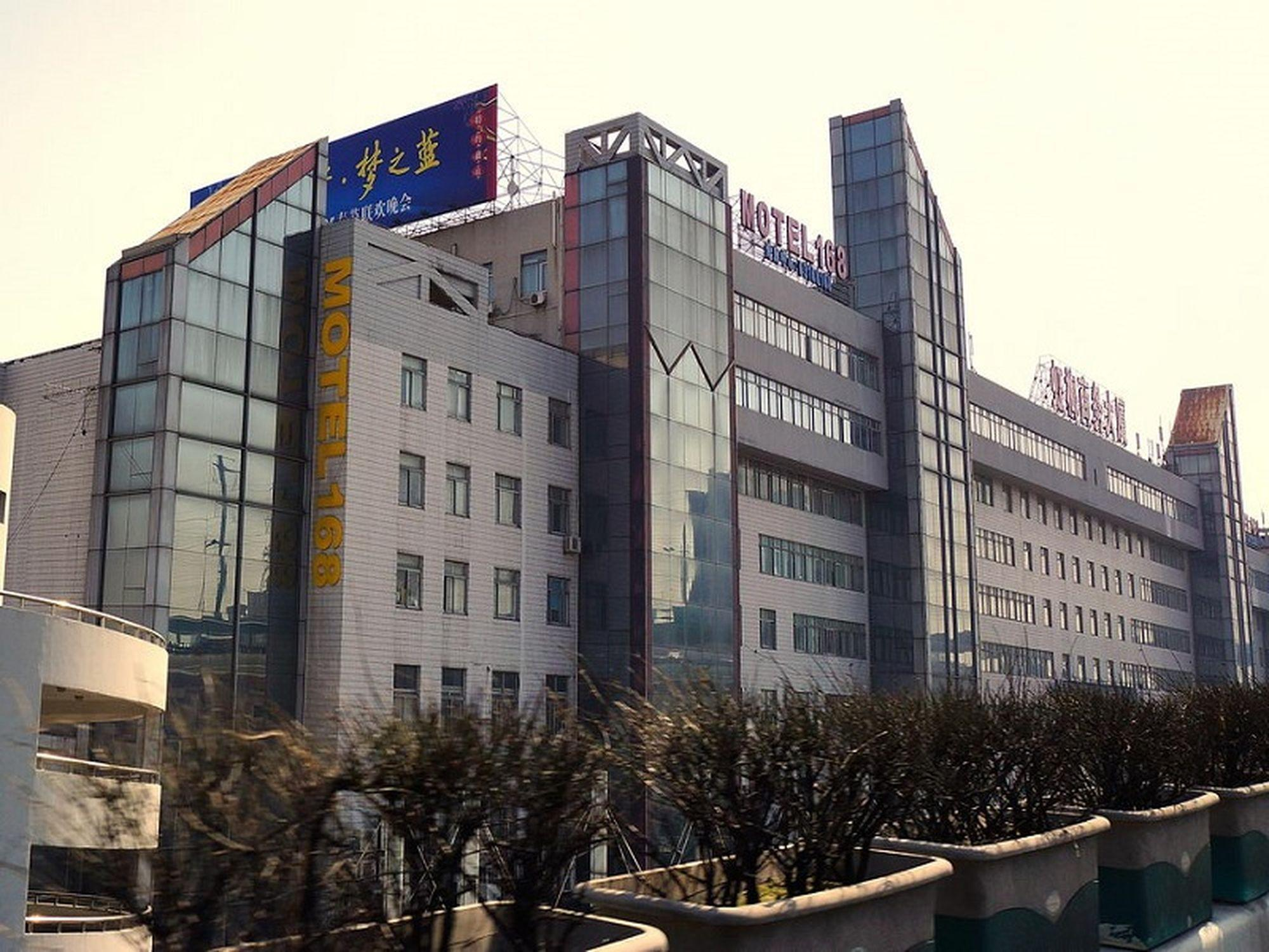 Motel 168 Shanghai South Railway Station Jinjiang Park Branch