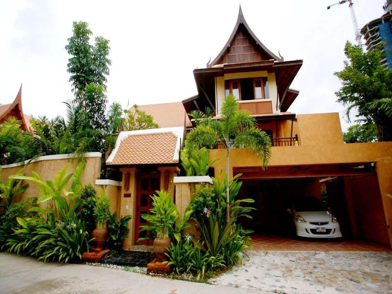 Dhala Wadi 1 Villa - Hotels and Accommodation in Thailand, Asia