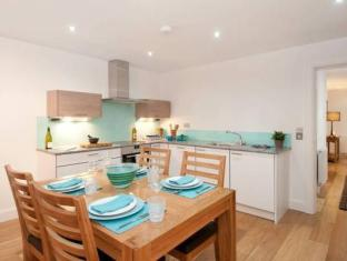 VIP Apartments Edinburgh - Dining Room