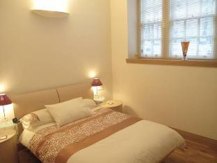 VIP Apartments Edinburgh - Bedroom