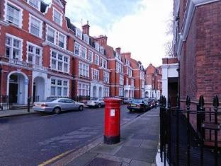 Imperial College Evelyn Gardens London - okolica
