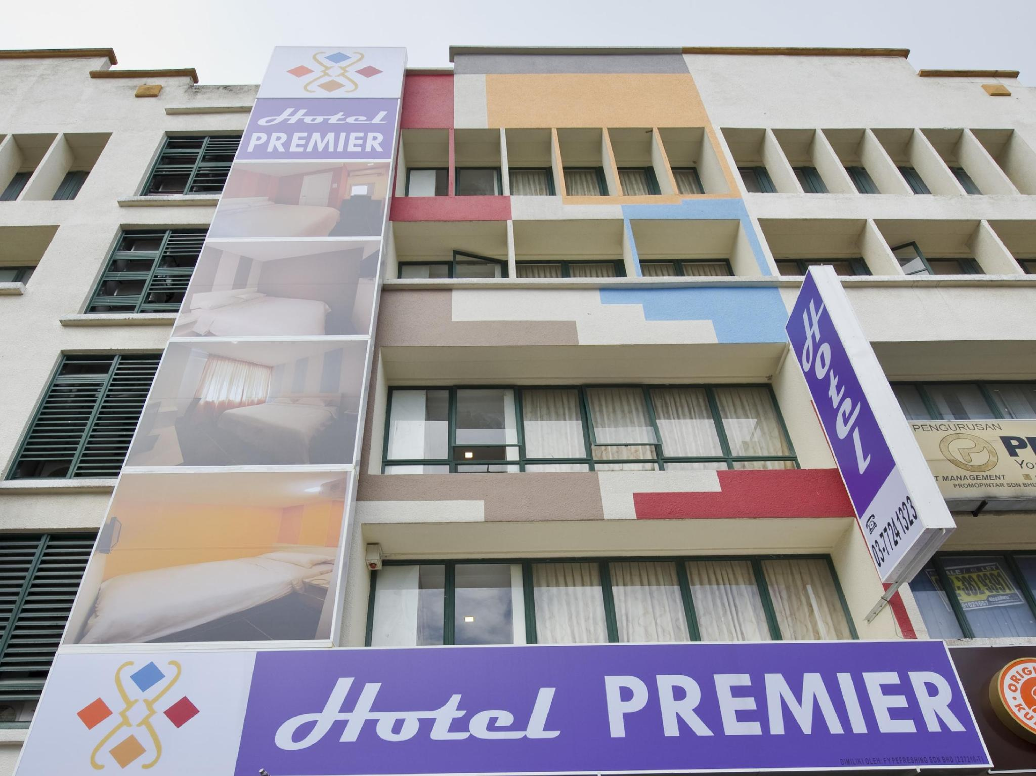 Hotel Premier - Hotels and Accommodation in Malaysia, Asia