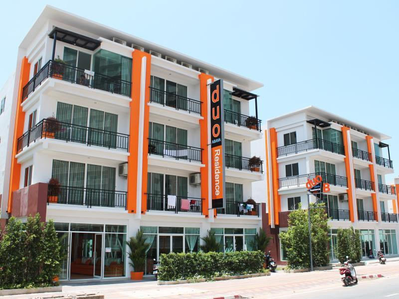 Thai Orange Duo Hotel