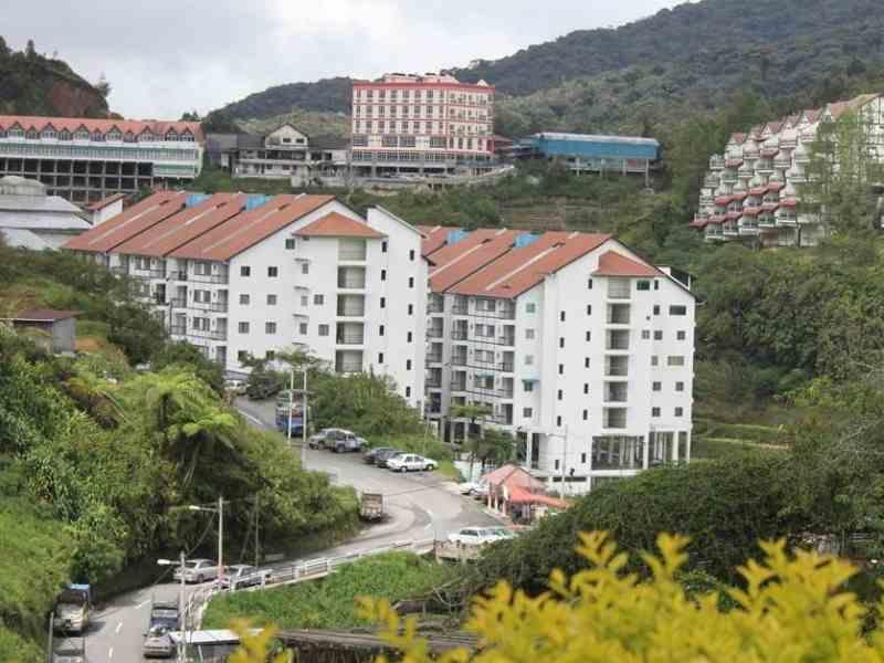 Sin's Holiday Rose Apartment - Cameron Highlands