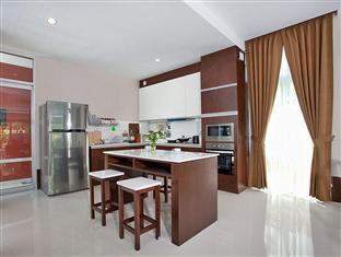 Nagawari Chic Villa Pattaya - Kitchen