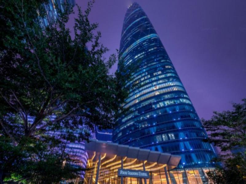 Four Seasons Hotel Guangzhou - Guangzhou