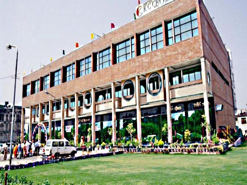 Hotel K.C. Cross Road - Chandigarh