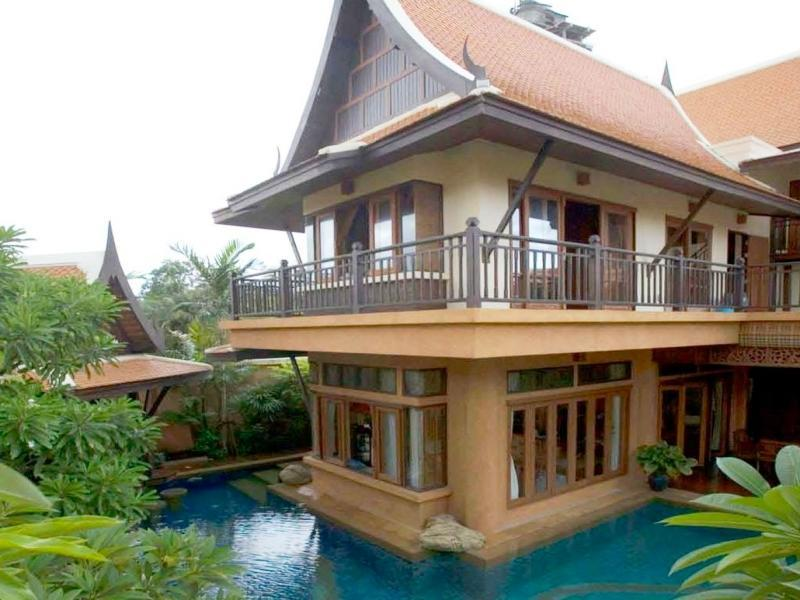 Dhala wadi 2 Villa - Hotels and Accommodation in Thailand, Asia