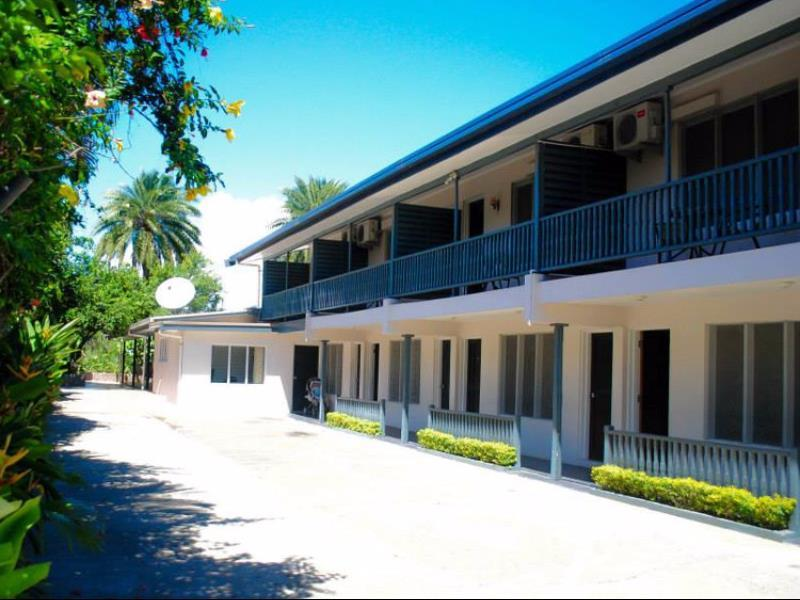 Hibiscus Apartments - Hotell och Boende i Fiji i Stilla havet och Australien