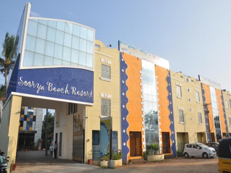 Soorya Beach Resort Pondicherry Chennai Ecr Road Pondicherry India Great Discounted Rates
