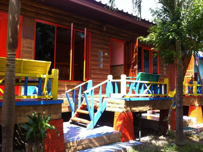 Black Marine Guest House - Hotels and Accommodation in Thailand, Asia