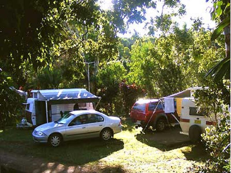 Lake Eacham Caravan Park & Self-Contained Cabins - Hotell och Boende i Australien , Atherton Tablelands