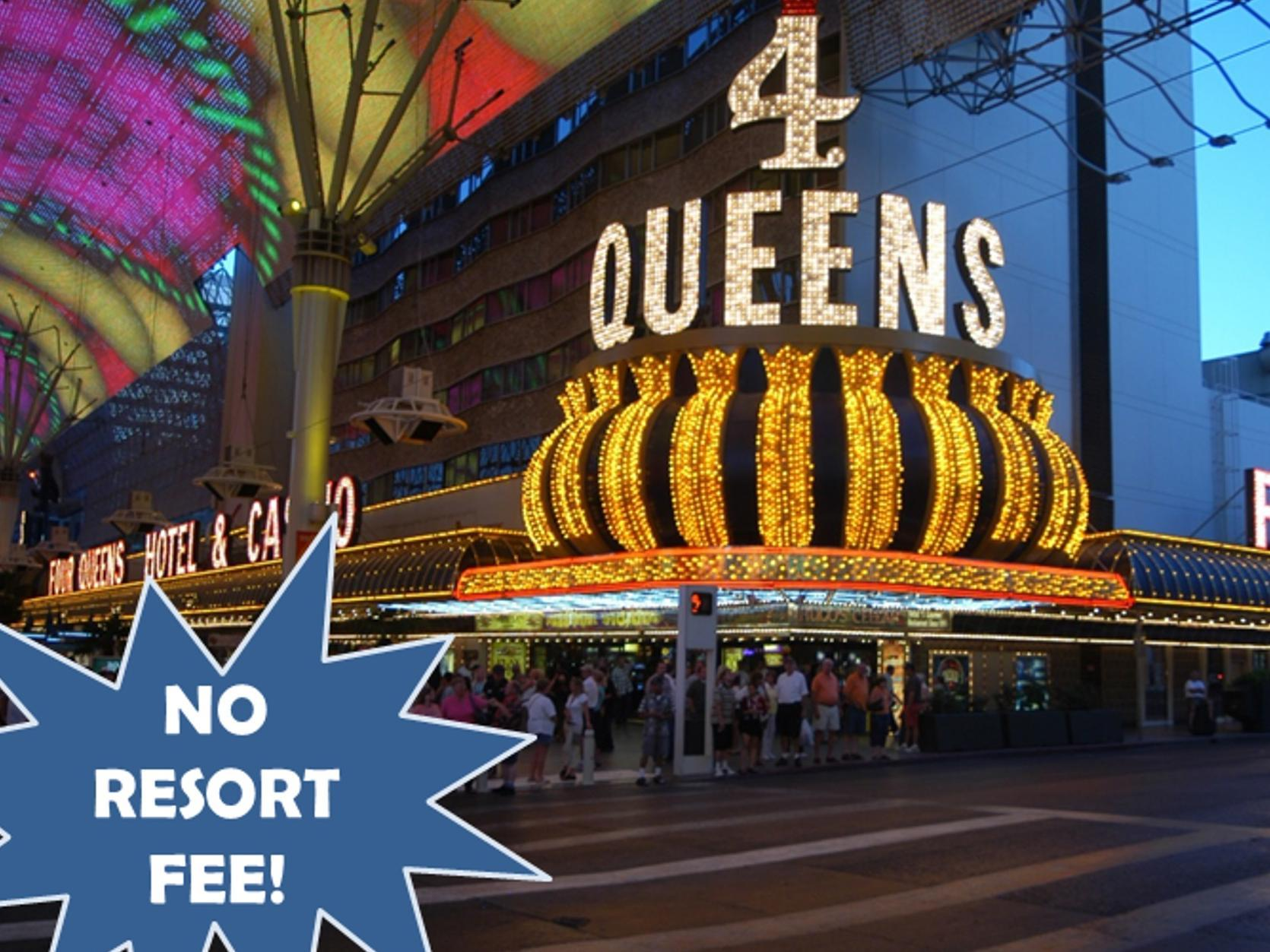 Four Queens Hotel & Casino Las Vegas (NV) - The Four Queens Hotel and Casino