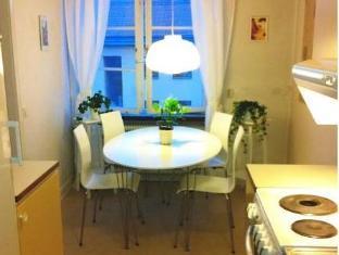Central Stockholm Apartments Kungsholmen Stockholm - Suite Room