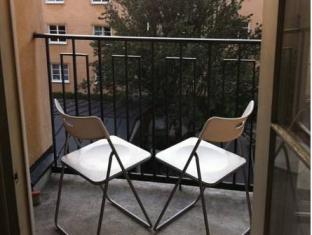 Central Stockholm Apartments Kungsholmen Stockholm - Balcony/Terrace