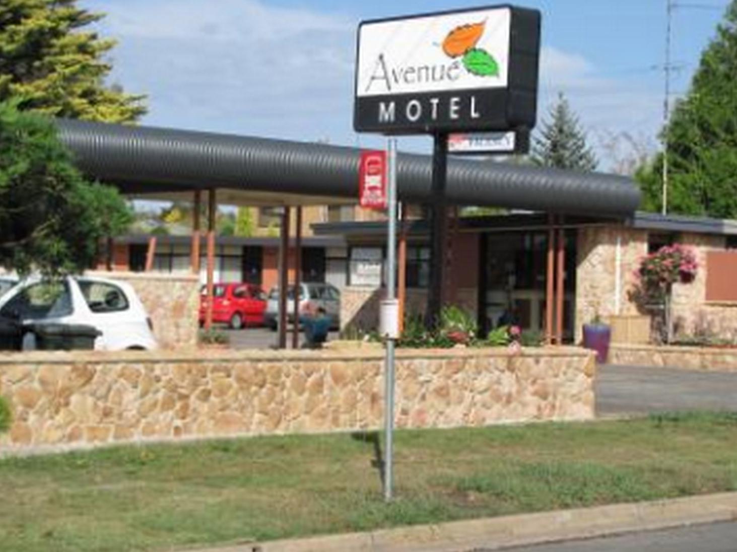 Avenue Motel - Hotell och Boende i Australien , Ballarat