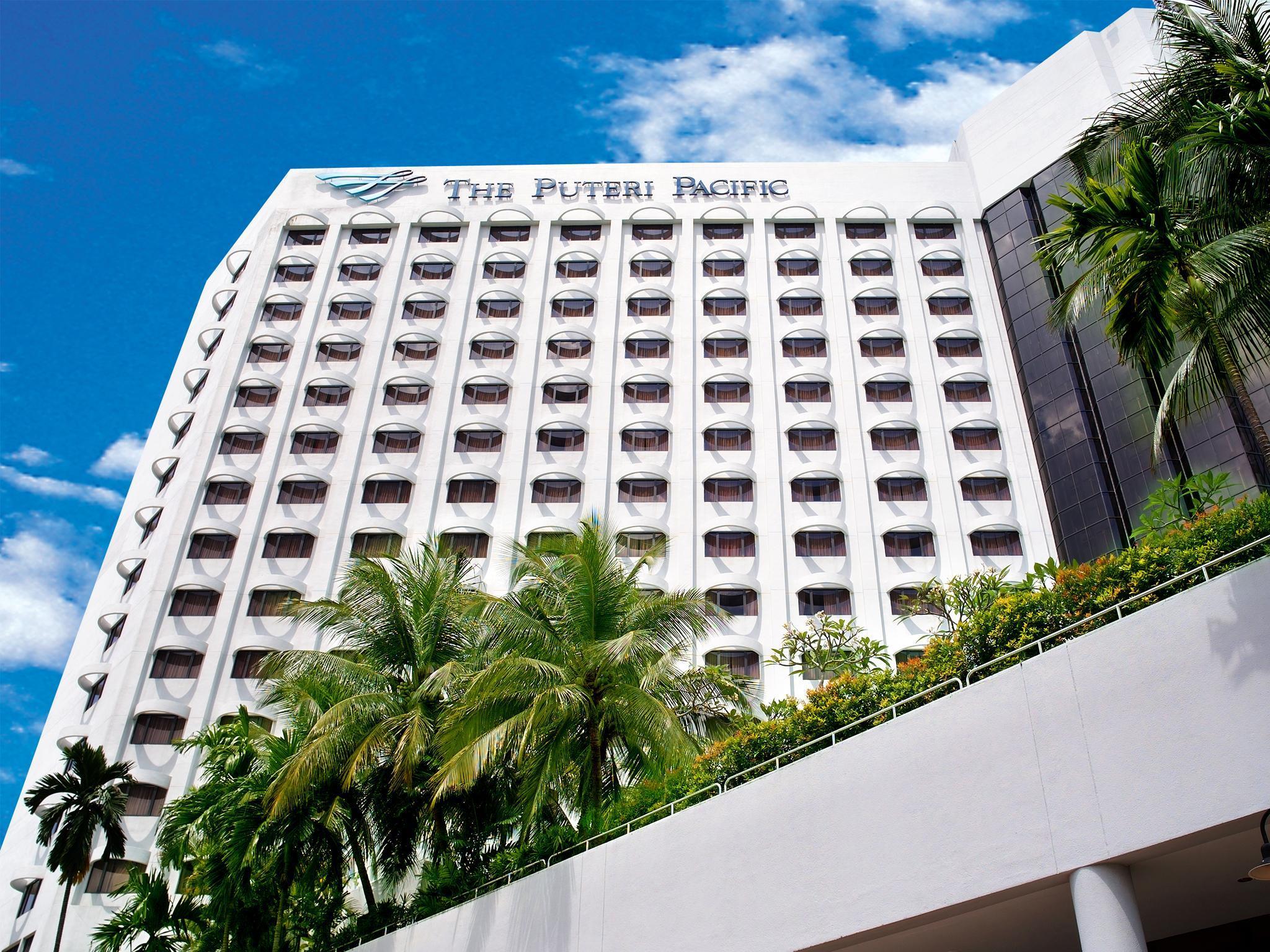 โรงแรมปุเตรี แปซิฟิก ยะโฮร์ บาห์รู (The Puteri Pacific Johor Bahru Hotel)