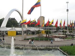 Hotel Aristons Bogota - Surroundings