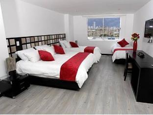 Hotel Aristons Bogota - Guest Room