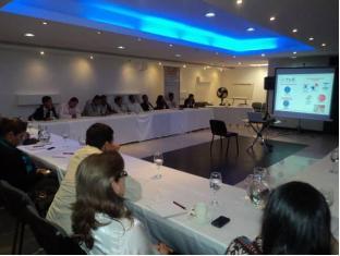 Hotel Aristons Bogota - Meeting Room