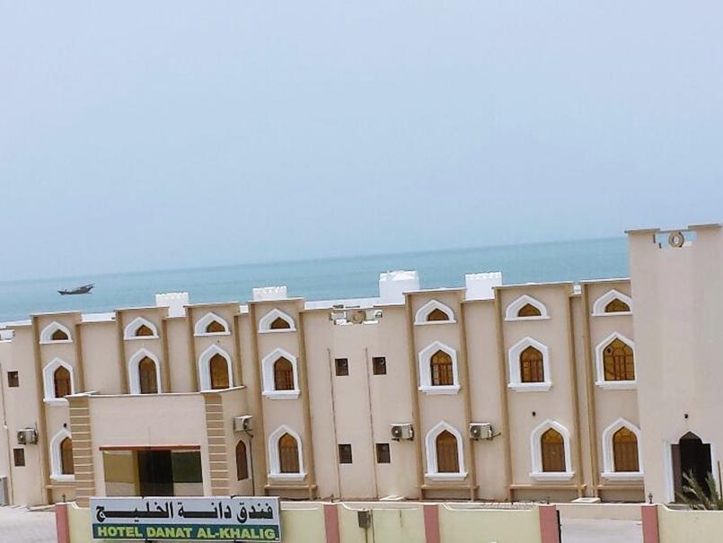 Hotel Danat Al Khaleej - Hotels and Accommodation in Oman, Middle East