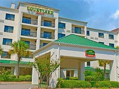 Courtyard By Marriott Hotel - Hotel and accommodation in Usa in Myrtle Beach (SC)