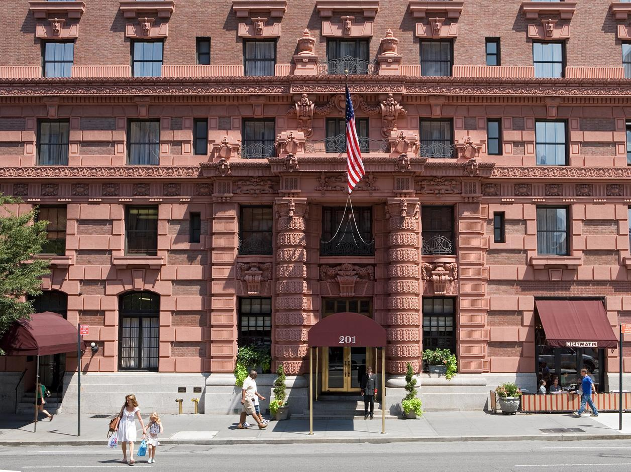 The Lucerne Hotel - Hotel and accommodation in Usa in New York (NY)