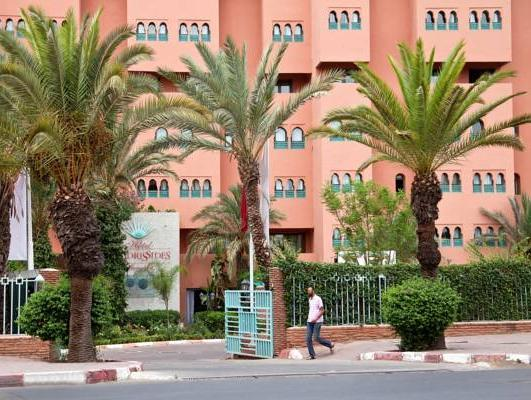 Les Idrissides Hotel And Spa