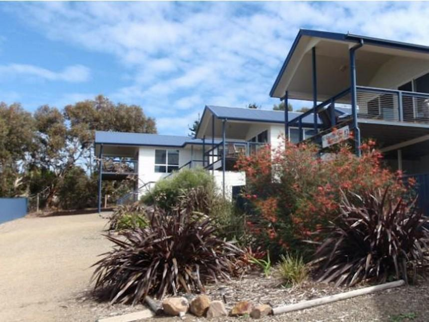Kangaroo Island Bayview Villas - Hotell och Boende i Australien , Kangaroo Island