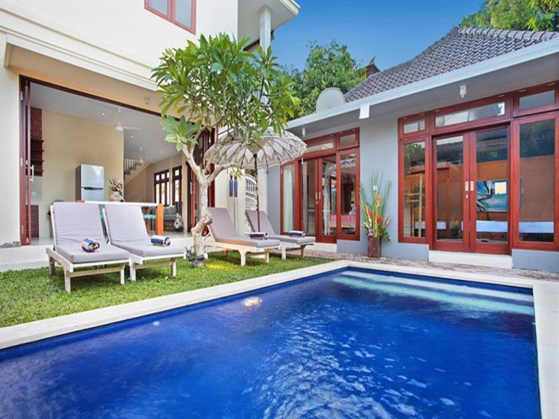 Legian Beach Villa