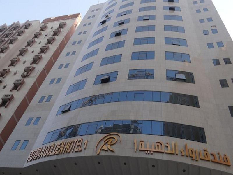 Rowaa Golden Hotel - Hotels and Accommodation in Saudi Arabia, Middle East
