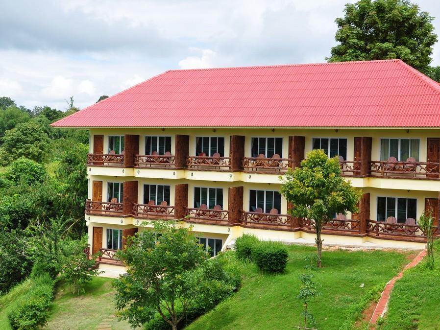 Hotell Suan Magmai Resort i , Sangkhla Buri (Kanchanaburi). Klicka för att läsa mer och skicka bokningsförfrågan
