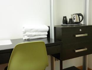 Plush Pods Hostel Singapore - Private Room Facilities