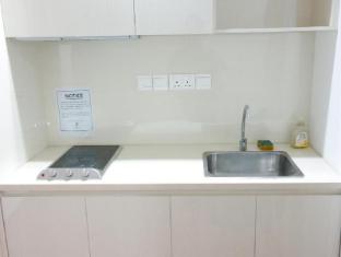 Plush Pods Hostel Singapore - Private Room Pantry