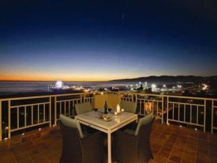 Loews Santa Monica Beach Hotel Los Angeles (CA) - Altan/Terrasse