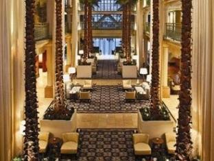 Loews Santa Monica Beach Hotel Los Angeles (CA) - Hotellet indefra