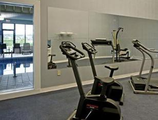 Quality Inn Sydney Hotel Sydney (NS) - Fitness Room