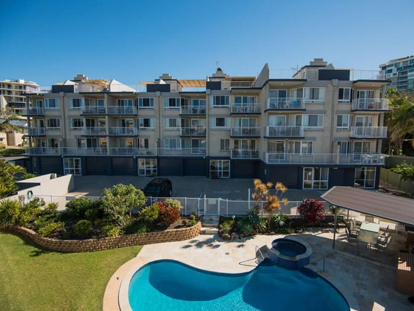 Mainsail Holiday Apartments - Hotell och Boende i Australien , Sunshine Coast