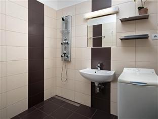 Rubin Apartment Budapest - Badezimmer
