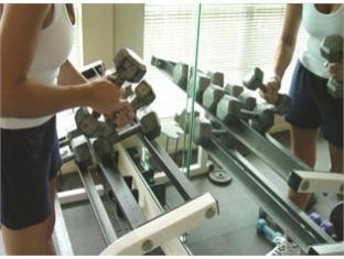 Delta Brunswick Hotel Saint John (NB) - Fitness Room