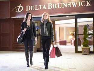 Delta Brunswick Hotel Saint John (NB) - Exterior