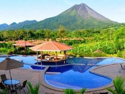 Arenal Manoa & Hot Springs - Hotels and Accommodation in Costa Rica, Central America And Caribbean