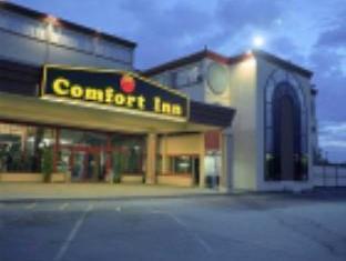 Comfort Inn Vancouver Airport Richmond (BC) - Exterior