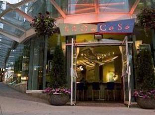 Marriott Pinnacle Hotel Vancouver (BC) - Entré