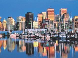 Hyatt Regency Vancouver Hotel Vancouver (BC) - zunanjost hotela
