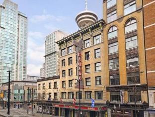 Ramada Limited Hotel Vancouver - Hotellin ulkopuoli