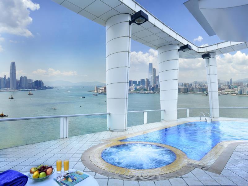 Metropark Hotel Causeway Bay הונג קונג