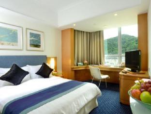 Metropark Hotel Causeway Bay Honkongas - Svečių kambarys