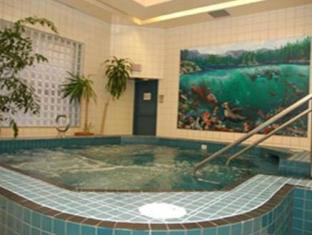 Hotel Le Soleil By Executive Hotels Vancouver (BC) - Hot Tub